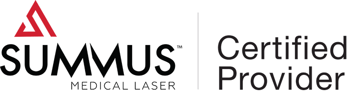 Certified Provider for Laser Therapy in Lakeville MN